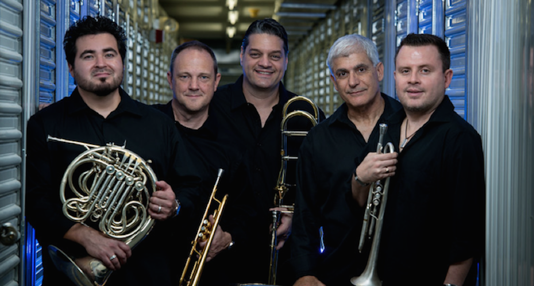 Boston Brass Concert - Wed April 20th at Scioto PAC - 7pm